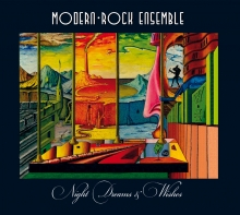 MODERN ROCK ENSEMBLE - NIGHT DREAMS & WISHES